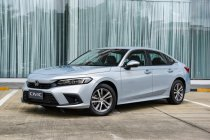 ยอดขาย Honda Civic 2021 ร้อนแรง จอง 3,500 คัน ใน 1 เดือน