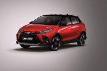 เปิดตัว Toyota Yaris URBAN X ยกสูงขึ้น 30 มม. พร้อมปรับปรุง Yaris และ ATIV รุ่นปี 2021