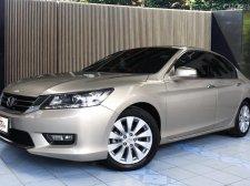 Honda Accord 2.0 EL Navi มือเดียวออกห้าง Service ศูนย์ตลอด ฟิลม์ Vkool