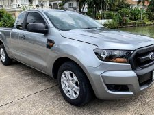 FORD RANGER  2.2 XLS OPEN CAB MT ปี 2018