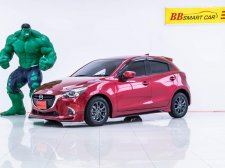 3P-27 MAZDA 2 1.3 HIGH CONNECT 5DR เกียร์ A/T ปี 2019