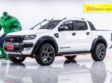 1Q-108  Ford RANGER 2.2 Hi-Rider FX4 รถกระบะ ปี 2018