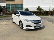 2015 Honda CITY 1.5 V+ i-VTEC รถเก๋ง 4 ประตู