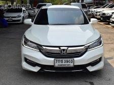 2017 Honda ACCORD 2.4 EL NAVI รถเก๋ง 4 ประตู