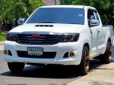 ขายรถมือสอง  Toyota Hilux Vigo Smart-CAB 2.5 G MT ปี 2014