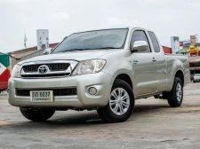 ขาย รถมือสอง 2009 Toyota Hilux Vigo รถบะแคป รถบ้านแท้