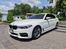 จองให้ทัน BMW 520D M SPORT G30 2019