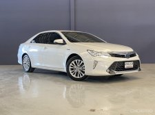 2017 Toyota CAMRY 2.5 Hybrid PREMIUM   ราคาพิเศษ..สวยขั้นเทพ  ต้องลอง!!!!