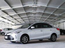 2018 Toyota VIOS 1.5 G รถเก๋ง 4 ประตู ฟรีดาวน์