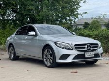 2020 Mercedes-Benz C220d Avantgarde | รถศูนย์ ไมล์แท้ วารันตีเหลือ | ดอกเบี้ยพิเศษเริ่มต้น 2.59%