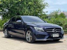 2015 Mercedes-Benz C300 Bluetec Hybrid AMG Dynamic | มือเดียว ไมล์แท้ สภาพดีมาก