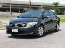 2011 Toyota Corolla Altis 1.6 E รถเก๋ง 4 ประตู ออกรถฟรี