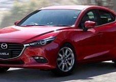 Mazda 3 ปี 2017 เตรียมเปิดตัว 24 มกราคม เติมฟีเจอร์ควบคุม