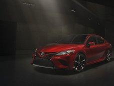 2018 Toyota Camry อเมริกันสเปก เปิดมิติใหม่ของการออกแบบ