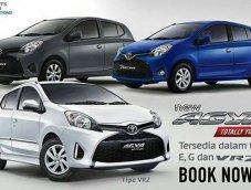 เผยภาพโบว์ชัวร์รถใหม่ Toyota Agya Minorchange