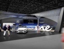 งาน CES 2017 จะมีการเสนอเทคโนโลยีของ Mercedes- Benz