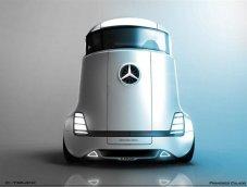 มาชมภาพเรนเดอร์ รถบรรทุกพลังงานไฟฟ้าจาก Mercedes – Benz
