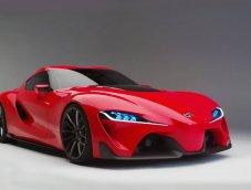 New Toyota Supra ร่วมมือพัฒนากับ BMW