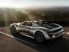 ส่งท้ายปี 2559 ! Porsche เรียกคืน 918 Spyder จากปัญหาช่วงล่างแตกหัก
