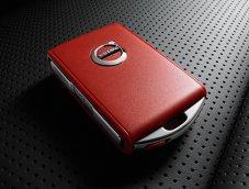 Volvo เผยโฉมกุญแจสีแดง ช่วยจำกัดการทำงานของรถ