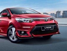 Toyota VIOS Minorchange ใหม่เตรียมเปิดตัว 23 มกราคม 2560 นี้