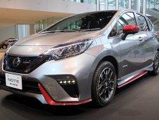 ในญี่ปุ่น Nissan Note NISMO จะเปิดตัวทั้งหมด 3 รุ่นโฉมใหม่