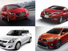 เทียบรุ่นอีโคคาร์ Nissan Note ชน Mazda 2 / Toyota Yaris / Suzuki Swift