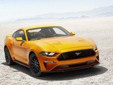 2018 Ford Mustang ได้รับการปรับโฉมใหม่