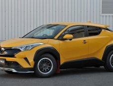 เผยภาพตัวจริง Toyota C-HR TRD กับ 2 ลุคการตกแต่ง พร้อมเปิดตัวในงาน Tokyo Auto Salon 2017