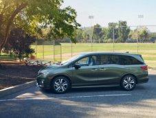 Honda Odyssey 2018 เจน 5 เผยในตลาดอเมริกาแล้ว