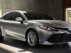 ใหม่ Toyota CAMRY Hybrid เปิดตัวในงานดีทรอยต์มอเตอร์โชว์ 2017