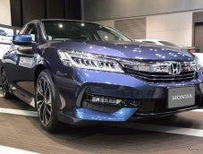 Honda Accord Hybrid โฉมใหม่มาพร้อมเกียร์แบบปุ่ม