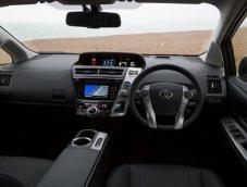 2017 Toyota Prius+ รุ่นปรับปรุงใหม่