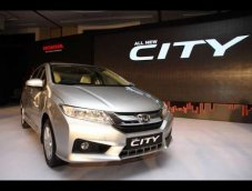 The new 2017 Honda City  ไมเนอร์เชนจ์ เปิดตัวแล้วในเมืองไทย