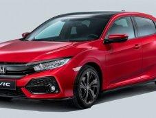 Honda Civic Hatchback เตรียมรุกตลาด UK ราคาเริ่มต้น 7.9 แสนบาท