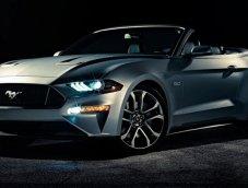 Ford Mustang Convertible รถสปอร์ตในตำนานโฉมใหม่ทั้งคัน เพิ่มตัวถังเปิดประทุน พร้อมขายครึ่งปีหลัง