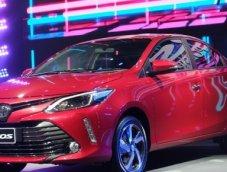การแข่งขันระหว่าง Honda City & Toyota Vios 2 ไมเนอร์เชนจ์