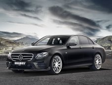 Brabus เปิดตัวชุดแต่ง Mercedes-Benz E-Class