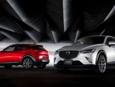 Mazda CX-3 2017 มาพร้อม G-Vectoring Control (GVC) จะเปิดตัวในเร็วๆนี้