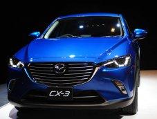 เปิดตัว Mazda CX-3 ในงานเจนีวามอเตอร์โชว์ 2017