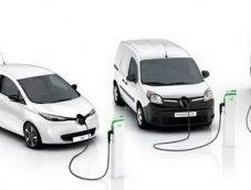 Renault พร้อมเปิดตัวรถแบบพลังงานไฟฟ้าแบบใหม่หลายรุ่นในปีนี้