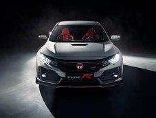 Honda Civic Type R พร้อมแล้วสำหรับการเปิดตัวในงานเจนีวา มอเตอร์โชว์ 2017