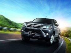 Toyota Hilux REVO โฉมปี 2559 เสริมอ็อพชั่นให้แน่นขึ้น พร้อมรุ่นใหม่ E Plus