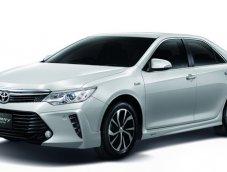 Toyota แนะนำ Camry 2016 โฉมปรับปรุงใหม่
