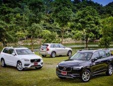 รีวิวรถ SUV หรูขุมพลังไฮบริดเสียบปลั๊ก Volvo XC90 T8 Twin Engine AWD Momemtum