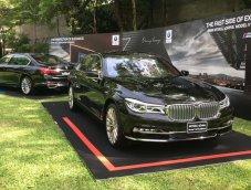 BMW Group ประเทศไทย เปิดตัว BMW ซีรี่ส์ 7 โฉมใหม่ 2 รุ่น พร้อมเทคโนโลยี iPerformance และ M Performance