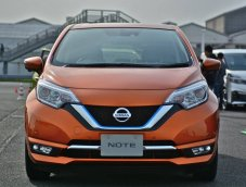 รีวิว 2017 Nissan Note ใหม่ ราคา เริ่ม 5.68 แสนบาท