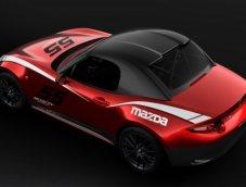 Mazda เผยโฉมชิ้นส่วนหลังคาแข็ง ติดตั้งใน MX-5 Cup