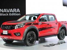 มาชม Nissan Navara Black Edition ในงานมอเตอร์โชว์ 2560
