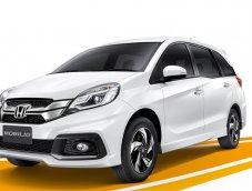 Honda Mobilio 2017 ใหม่ เปิดตัวอินโดฯ ราคาจำหน่ายเริ่มต้นที่ 503,000 บาท